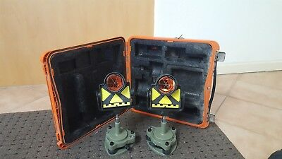 Wild/Lieca Prism Set Of Two With Hard Case