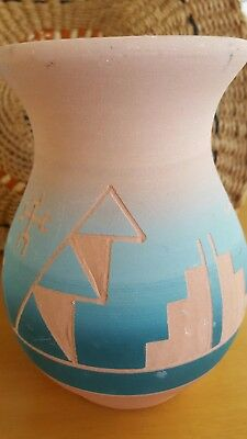 sioux indian pottery