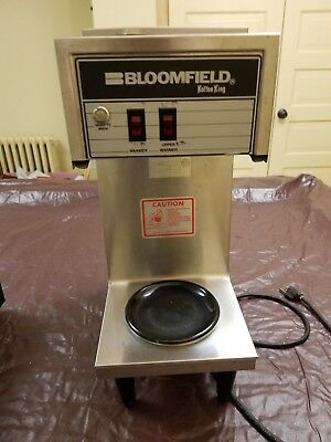 Bloomfield 2 warmer Pour-over coffee maker