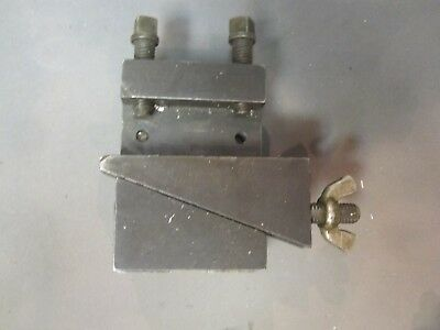 Unit 12 Universal Tool Post for Lathe