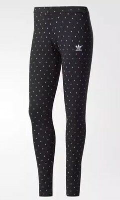new arrival 84702 08e19 adidas CY7991 women Pharrell Hu tight long pants black white XS