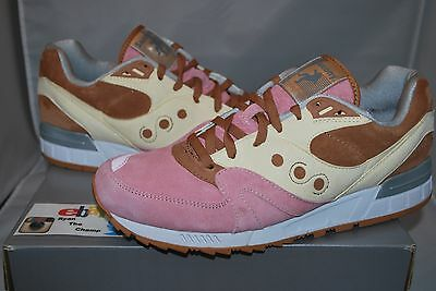 """SAUCONY X EXTRA Butter Shadow Master """"Space Snack"""" Size 12 -  100.00 ... 4c327cc99"""
