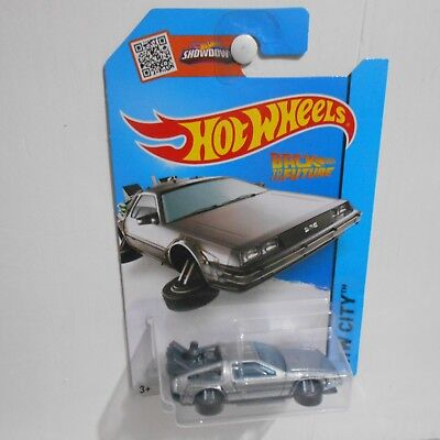 FERMAR4020  time machines hover mode   A-10  45/250 2015  hot wheels  city