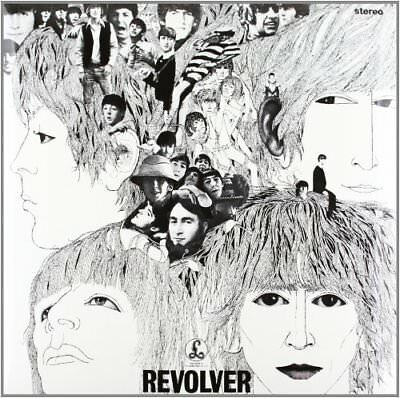 The Beatles - Revolver (180 Gram) VINYL LP NEW