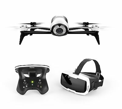 Drohne Parrot Bebop Drone 2 weiß + FPV Pack