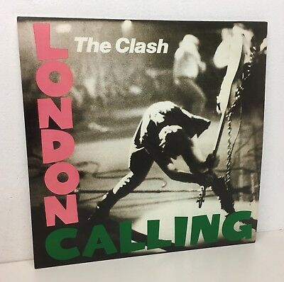 The Clash - London Calling / 2 Vinyl LP / NEU