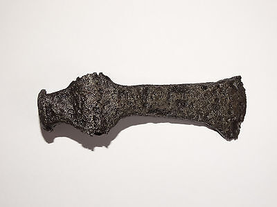 Perfect Khazarians battle axe head. The Nomads.  ca 7-9 AD.