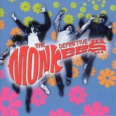 The Definitive Monkees Audio CD New Sealed