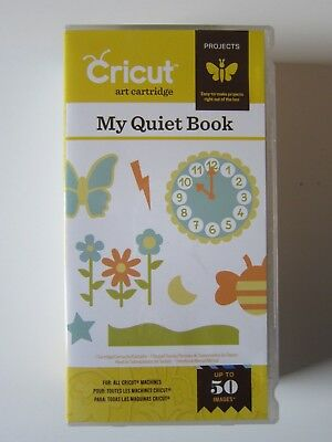 "Cricut Cartridge ""My Quiet Book"""