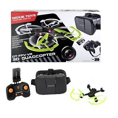 RC-Quadrocopter / Drohne Dickie RC FPV Quadrocopter