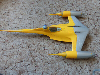Star Wars - Naboo Starfighter - Hasbro 1998