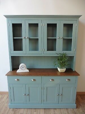 New Solid Pine 5ft Painted Welsh Dresser,Dinning/Kitchen Unit In Any F&B Colour