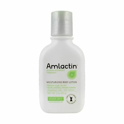 AmLactin Alpha-Hydroxy Therapy Daily Moisturizing Body Lotion 2oz New Packaging