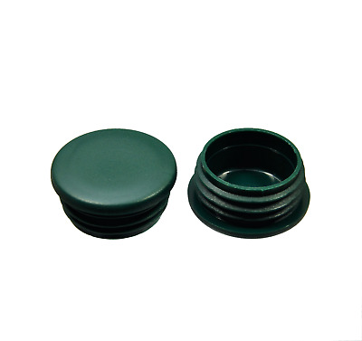 Cover Caps for round Pipes Green Ral 6005 Absolutely Description See