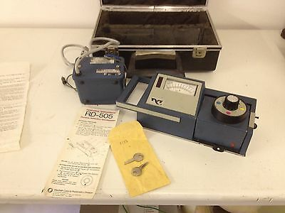 Densitometer BACBETH RD-505