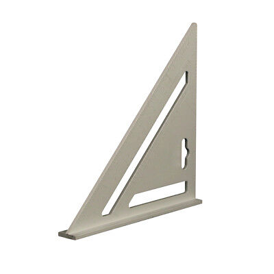 Genuine Silverline Heavy Duty Aluminium Roofing Rafter Square 7"