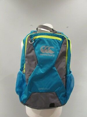 CANTERBURY MEDIUM VAPOSHIELD Backpack Sports Bag Atomic Blue Rrp £30 ... 2d4fe051c309c