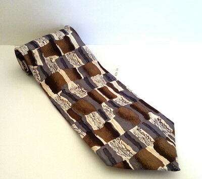 "NWT Cocktail Collection Mens Neck Tie 4"" Wide"