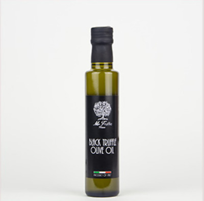 Black Truffle Extra Virgin Olive Oil - 250ml - No Artificial Added -