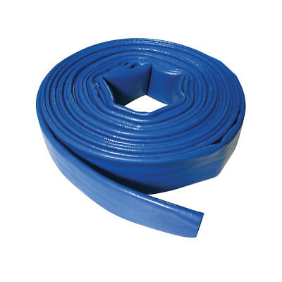 Genuine Silverline Lay Flat Hose 10m x 32mm | 633656