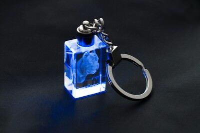 Cane Corso, Dog Crystal Keyring, Keychain, High Quality, Crystal Animals UK
