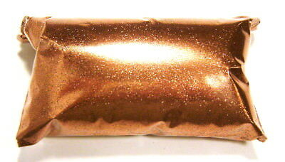 "6oz / 177ml Shiny Copper Metal Flake .008"" Custom Auto Paint Additive LF376"