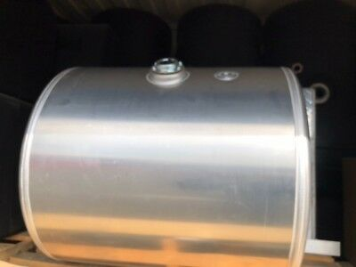 Saddle American Mobile Tank Reservoir - 50 Gallons - Aluminum - ***TANK ONLY***