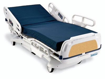 Stryker Secure II 3002 Hospital Bed Medical/Surgical Bed Weight Scale Zoom Drive