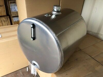 Saddle Hydraulic Oil Tank Reservoir - 50 Gallons - Aluminum - ***TANK ONLY***