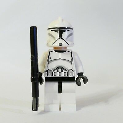 Lego® Star Wars™ Figur Clone Trooper Episode 2 Klonkrieger sw442 aus 75015 75016