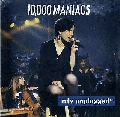 10,000 Maniacs : Mtv Unplugged / Cd - Top-Zustand