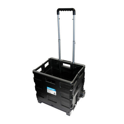 Genuine Silverline Folding Box Trolley 25kg | 633400