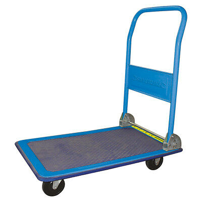 Genuine Silverline Folding Platform Truck 150kg | 675213
