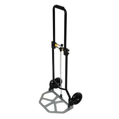 Genuine Silverline Folding Hand Truck 45kg | 633948