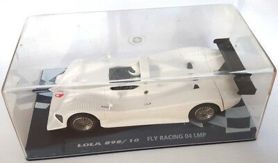 Fly Lola B98/10 Fly Racing 04 Lmp - White Mb 1:32