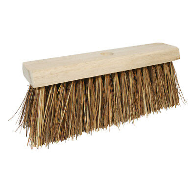 "Genuine Silverline Broom Bassine/Cane 330mm (13"") 