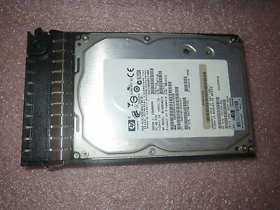 AG425A HP 300GB 15K FC 4G 40Pin DP 3.5-inch Hard Drive AG425B Pulled *