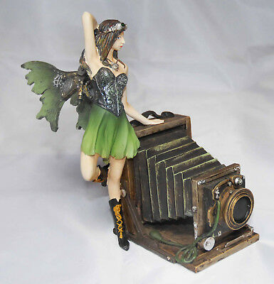 IVY STEAMPUNK FAIRY Figurine