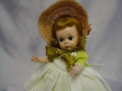 Madame Alexander-kins 1953 Blonde Doll Kins Dress