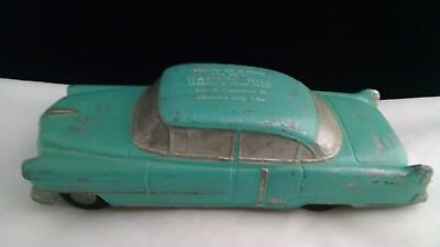 Vintage Banthrico Auto Bank 1954 Cadillac Fleetwood Promotional Advertising