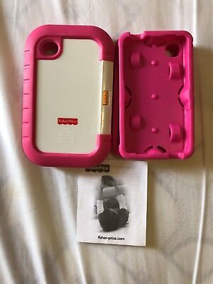 Fisher Price Kid Tough Apptivity Case NIB Protect Iphone Ipod Touch 3G/3GS, 4/4S