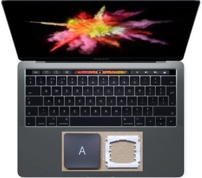 "13"" 15"" Apple Macbook Pro Key, A1706 A1707 A1708 2016 2017 2018 (UK SELLER)"