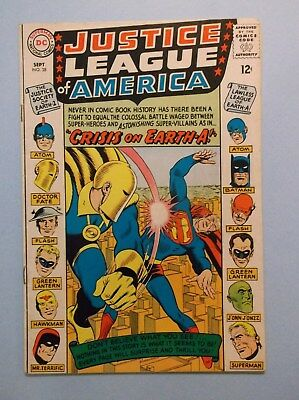 Justice League Of America 38 (Sept 1965, Dc)  Vg  (Low Starting Bid-No Reserve)