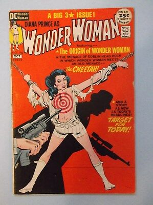 Wonder Woman 196 (Oct. 1971, Dc)  Vg/f  (Low Starting Bid-No Reserve)