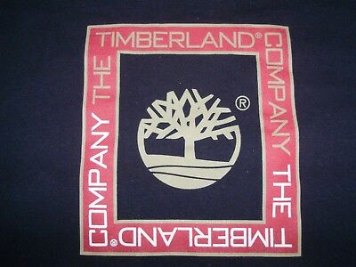 VINTAGE 1990's TIMBERLAND T SHIRT made in USA XL