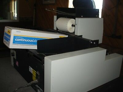 Accufast XL Labeler label machine heavy duty with labels