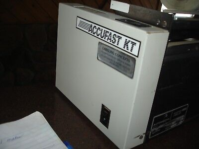 Accufast KT tabber  Labeler tab  machine Automecha