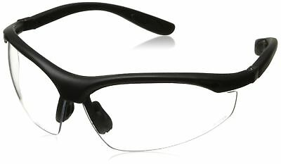 3448f575ef3a Radians CH1-120 Cheaters Nylon Frame Reading Safety Glasses with Clear 2.0  Lens