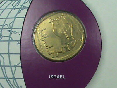 ISRAEL  25 Agorot  1978  COINS  NATIONS   $ 2.99  maximum  shipping  in  USA