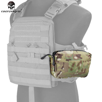 Emerson Utility Pouch EDC Pouch Molle Pouch 18*11cm Military Wargame Gear Duty